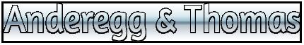 Anderegg & Thomas Logo